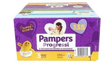 Con Pampers nei sogni