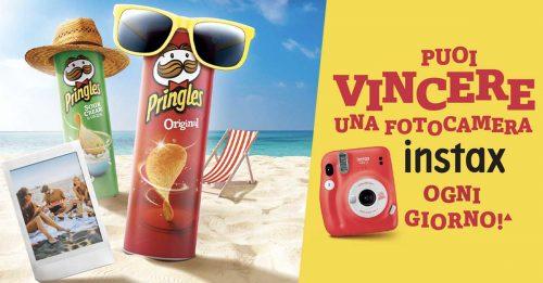 Concorso Pringles Summer 2021