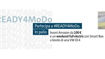 """Concorso """"#Ready4MoDo"""