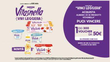 """Concorso Vitasnella """"Vinci leggera"""