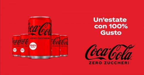Diventa tester Coca-Cola Zero Zuccheri