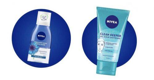 Diventa tester prodotti detergenti viso NIVEA