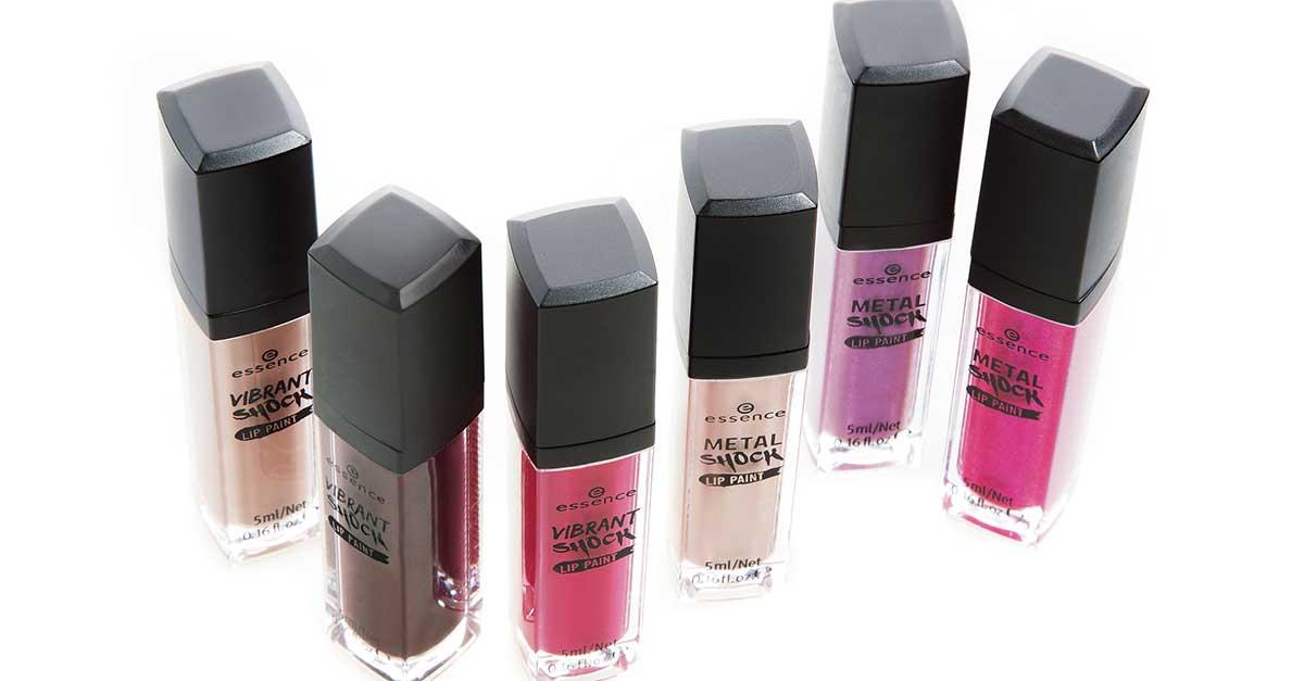 Lip paint Essence allegati a Silhouette donna di agosto