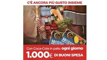 Vinci con Coca-Cola e LIDL