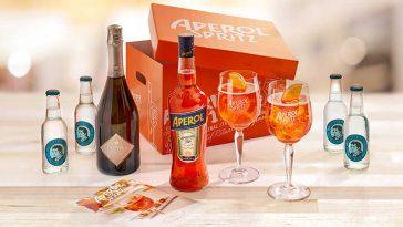 Vinci kit kit Aperol Spritz