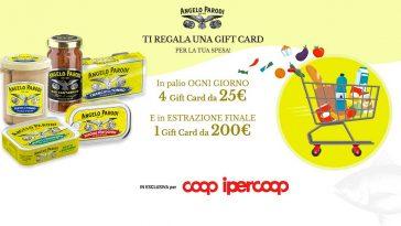 Angelo Parodi ti regala una gift card