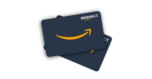 Buono sconto Amazon 5€