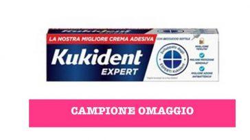 Campioni omaggio Kukident