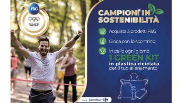 """Concorso """"Campioni di sostenibilità"""