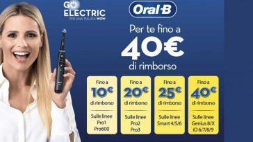 ORAL-B Cashback Electro