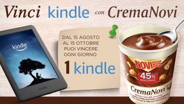Vinci Kindle con Crema Novi