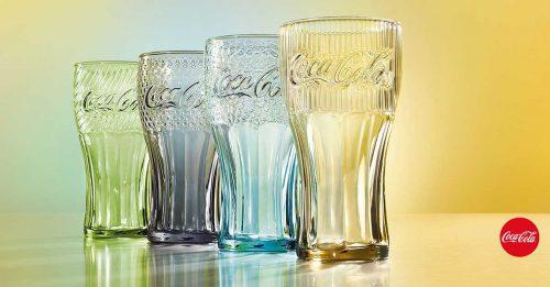 Bicchieri Coca-Cola omaggio da McDonald's