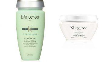 Campioni omaggio Kèrastase Divalent (shampoo e maschera)