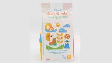 Farina AmorBimbi Molino Moras