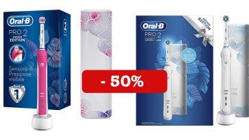 Oral-B week su Amazon