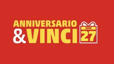 """Penny Market """"Anniversario & Vinci 27 anni"""