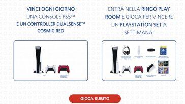 """Ringo """"Scopri la limited edition e vinci"""""""