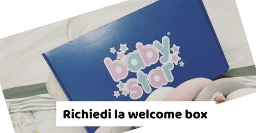 Welcome box Baby Star