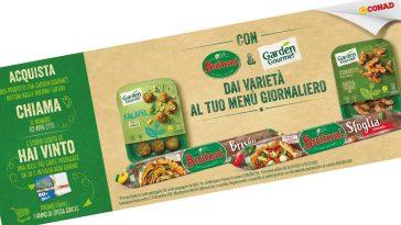 Concorso Buitoni Basi & Garden Gourmet
