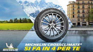Concorso Michelin: vinci un treno di pneumatici GRATIS