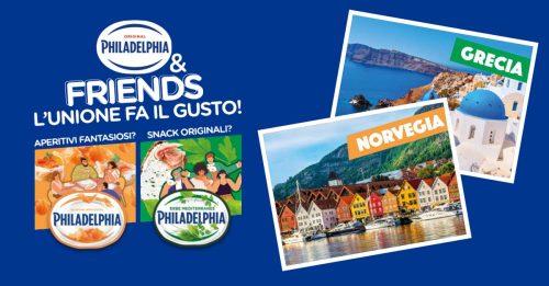 "Concorso ""Philadelphia & Friends"