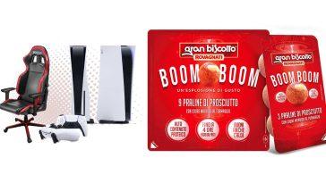 """Concorso Rovagnati """"Boom Boom Cup"""